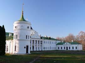 Качанівський маєтокТарновських