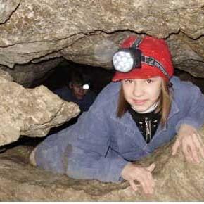 Запрошуємо в  подорож у печери!
