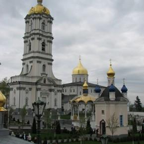 Почаївська Свято-Успенська лавра + Кременець