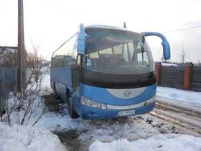 Замовлення, оренда автобуса. Пасажирські перевезення.