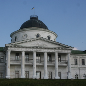 Качанівка, Тростянець – дворянські маєтки