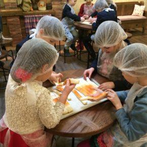 """Інтерактивна екскурсія на хлібзавод """"Кулиничі"""""""