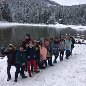 Зимові канікули в Закарпатті!