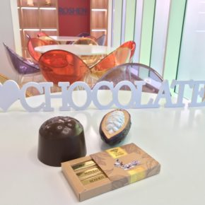 «Шоколадна фабрика ROSHEN» кличе в гості!