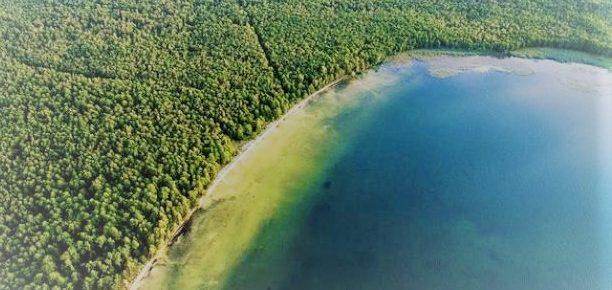 Унікальне гліцеринове Біле озеро, базальтові стовпи, містичні форти…